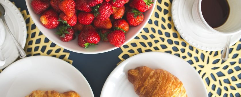 After buying a home in the South of France, you can enjoy authentic French pastries for your relaxing weekend breakfasts.